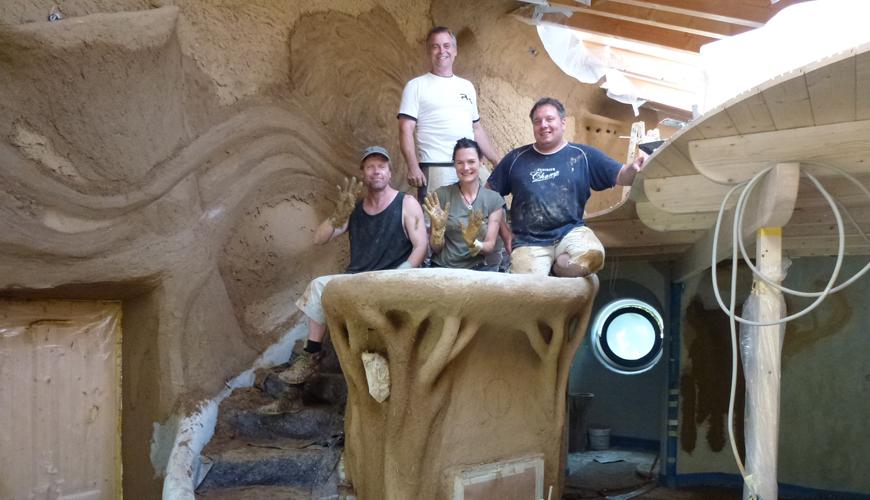 Bauen mit Lehm - Büro für organisches Bauen · Architekt Dipl ...