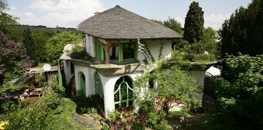 Home b ro f r organisches bauen architekt dipl ing - Organische architektur ...